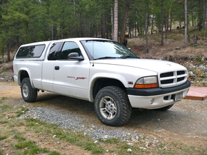 Dodge Pick-up Truck Image