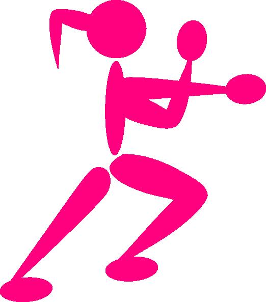 Girl Boxing Clip Art at Clker.com - vector clip art online, royalty ...