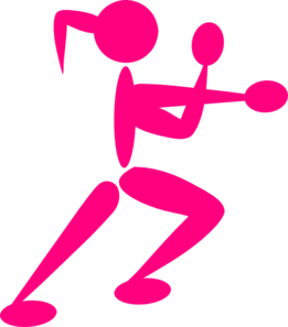 girl boxing clip art at clker com vector clip art online royalty rh clker com boxing clipart black and white boxing clipart girl