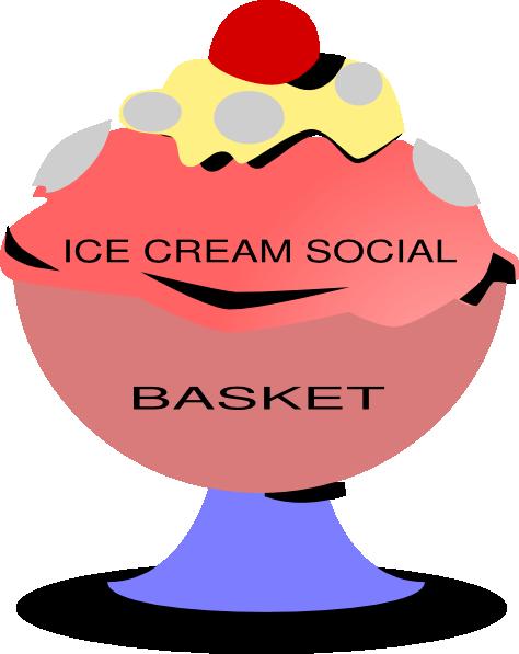 ice cream social clipart - photo #17