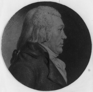 [lewis Robert Morris, Head-and-shoulders Portrait, Right Profile] Image