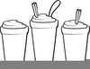 Protein Drink Clipart Image