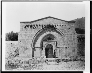 [tomb Of The Holy Virgin]  / P. Bergheim. Image