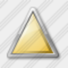 Icon Triangle Yellow 1 Image