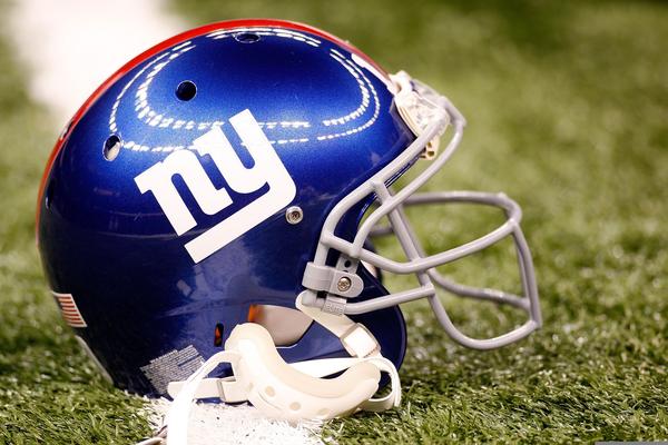 Nfl - Football - Helmets - Padding - Current Ny Giants Helmet , Free  Transparent Clipart - ClipartKey