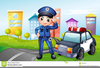 Free Clipart Police Officer Image