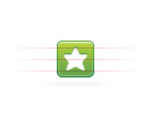 Moi   Button Green   Star Image