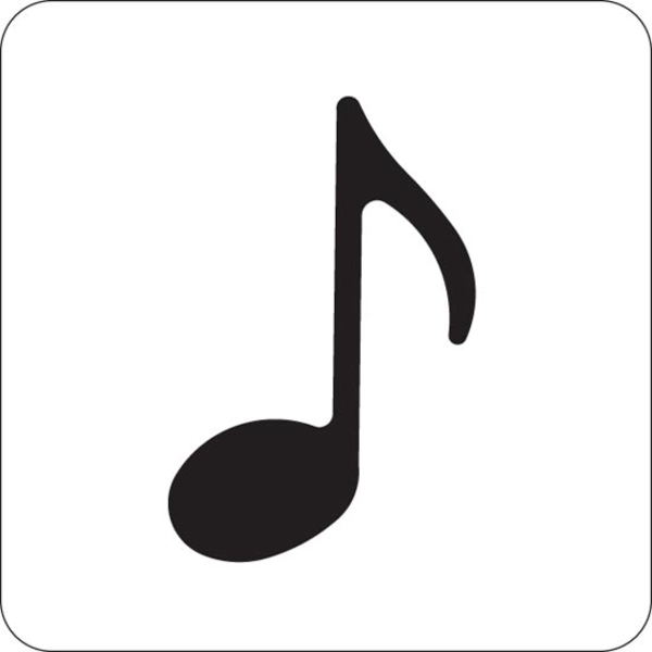 Eighth Note Tattoo Music Note   Free Imag...