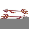 Florida State Spear Clipart Image
