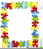 Free Clipart Puzzle Piece Shapes Image