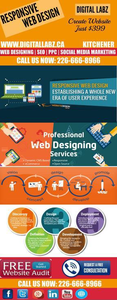 Web Design Services Kitchener