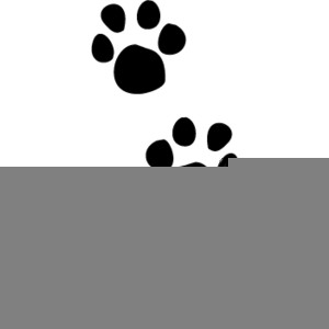 free cat paw clipart free images at clker com vector clip art rh clker com cat paw clip art borders cat foot clipart