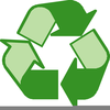 Can Recycling Clipart Image
