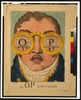 The Op Spectacles  / Cruikshank Del. Image