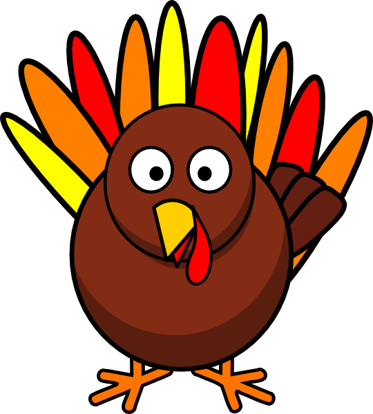 Turkey body clip art - photo#19