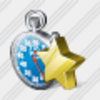 Icon Stop Watch Favorite Image