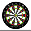 Clipart Dart Boards Image