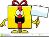 Free Clipart Wrapped Present Image