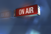 On Air Sign Radio Image