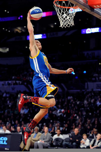 stephen curry dunking free images at clker com vector clip art