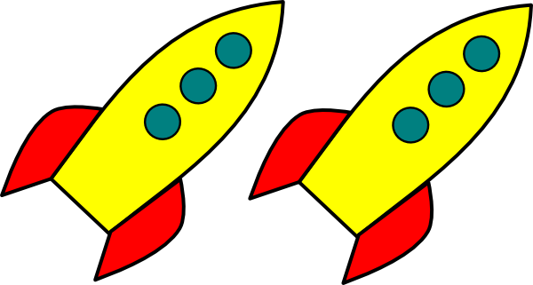 rockets for fluency clip art at clker com vector clip art online rh clker com rocket clipart for kids free rockettes clip art
