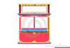Movie Ticket Booth Clipart Image