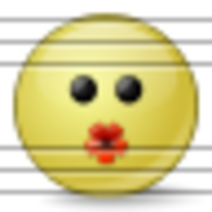 Emoticon Kiss Image