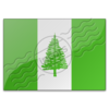 Flag Norfolk Island Image