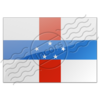 Flag Netherlands Antilles 7 Image