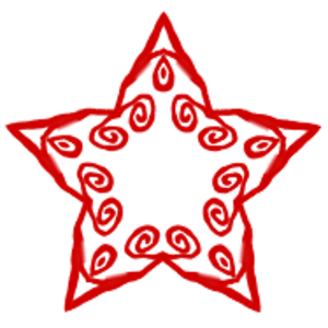 Star Red Image