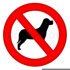 Clipart And No And Dog And Poop And Sign Image