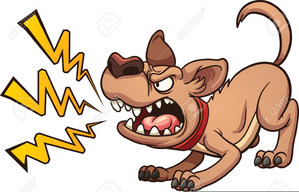 Image of: Puppy Download This Image As Clker Angry Dogs Clipart Free Images At Clkercom Vector Clip Art