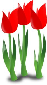 Mother Day Flowers Clip Art