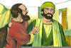 Bible Christian Clipart Picture Samson Image