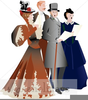 Carolers Clipart Image