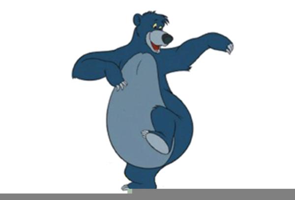 Disney Baloo Clipart | Free Images at Clker.com - vector ...