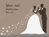 Bride And Groom Clipart Wedding Image