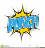 Clipart Punch Image
