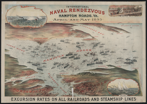 International Naval Rendezvous, Hampton Roads Va.  / Hsp. Image