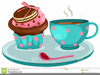 Free Clipart Of Tea Party Image