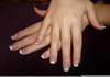 Acrylic Nails French Image