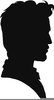 Free Clipart Silhouette Man Image
