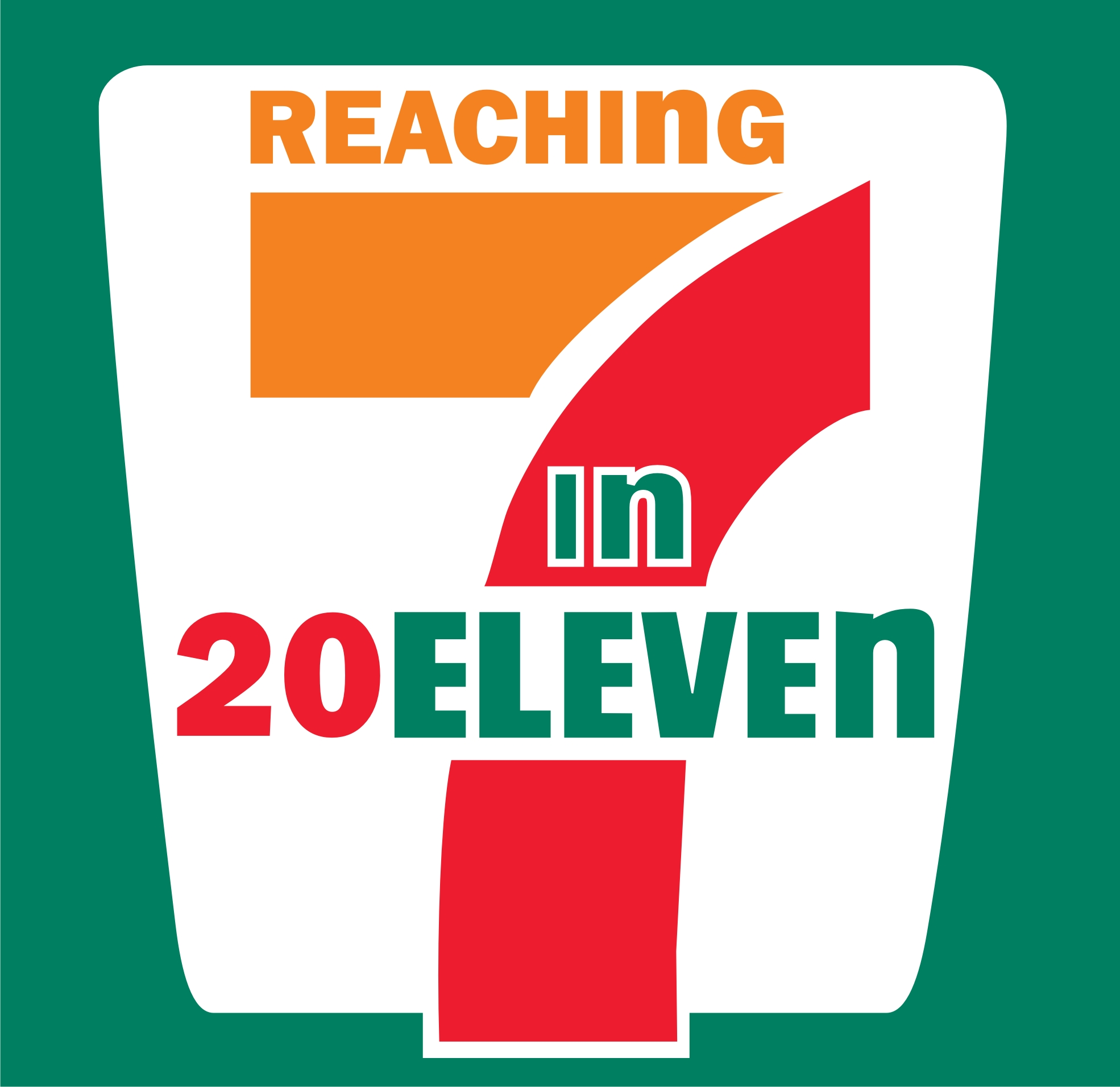 7-11 Outreach Logo | Free Images at Clker.com - vector ...