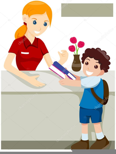Borrowing Books Clipart | Free Images at Clker.com ...