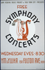 Wpa Federal Music Project Of New York City Presents Free Symphony Concerts Image