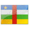 Flag Central African Republic 3 Image