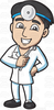 Doctor Dentist Clipart Image