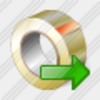 Icon Adhesive Tape Export Image