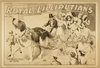 Royal Lilliputians, The Sensation Of The Year A Big Comedy Production By Little People. Image