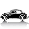 Free Classic Car Clipart Image